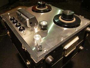analog tape recorders