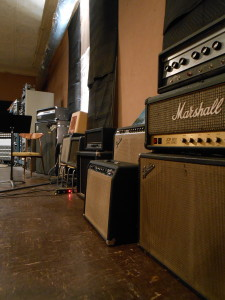 some of our house amps