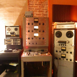 analog tape recorders